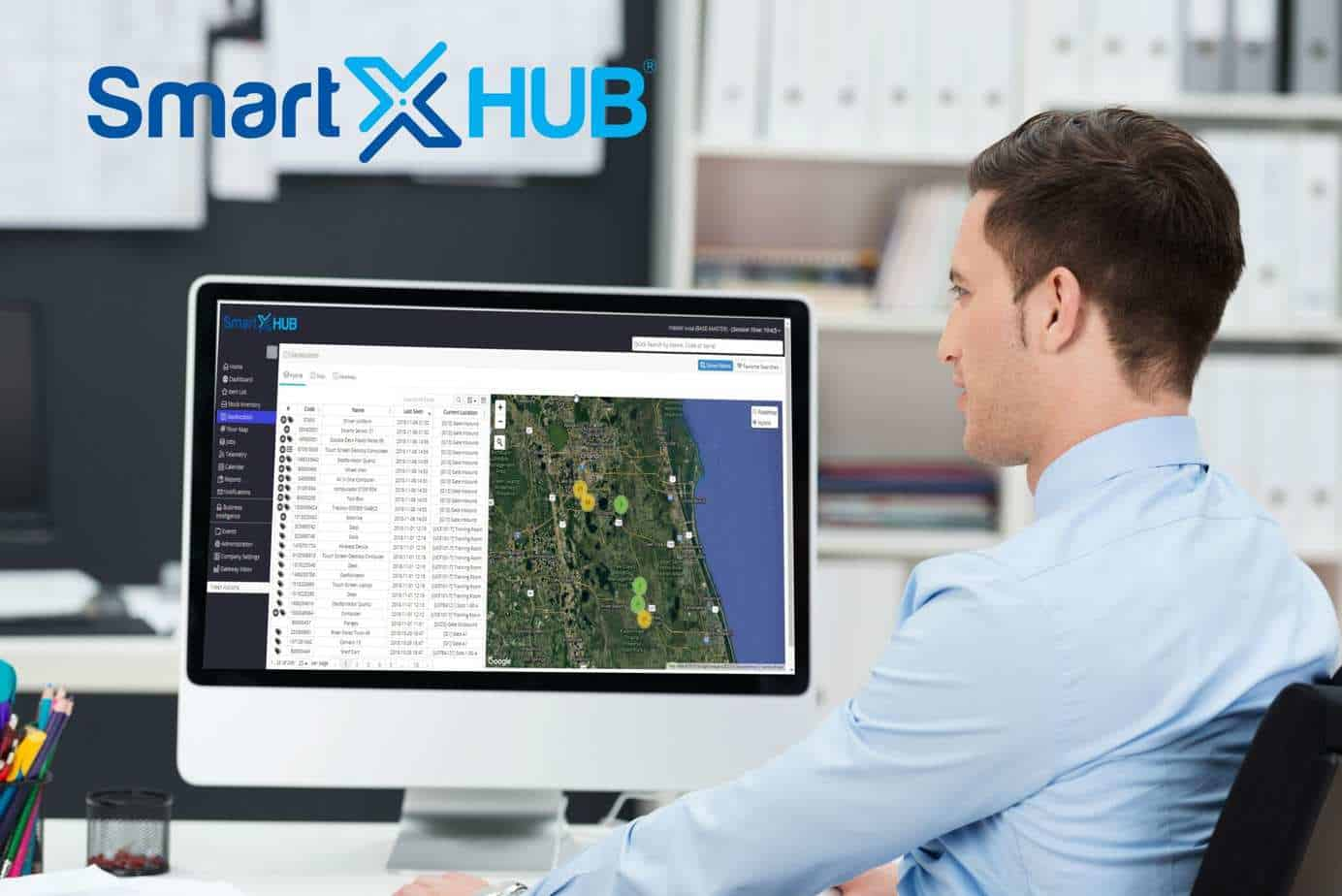 Asset Tracking by Smartx2